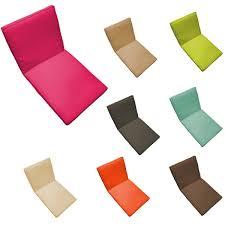 coussin chaise de jardin coussin fauteuil salon jardin spécial extérieur déhoussable pas cher