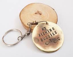 fishing buddy keychain christmas gift for dad christmas present