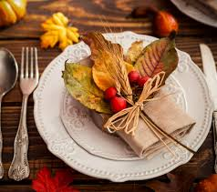 burlington coat factory hours on thanksgiving 7 ways to decorate your thanksgiving table with nature style for
