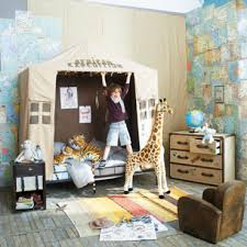 chambre enfant savane chambre d enfant 18 ambiances chez maisons du monde pour trouver l