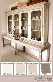 Chalk Paint Ideas Kitchen by 25 Best Painted Hutch Ideas On Pinterest Hutch Makeover