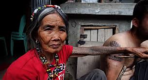 whang od the last kalinga tattoo maker ghost create travel live
