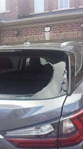 lexus rx 350 maintenance required light maintenance my lexus rx 350 back window shattered is this