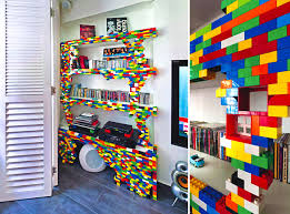 Lego Bed Frame 21 Insanely Cool Diy Lego Furniture And Home Decor Creations