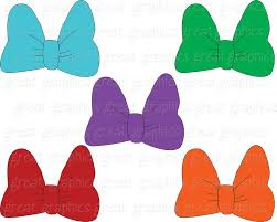 minnie mouse ears template clip art library