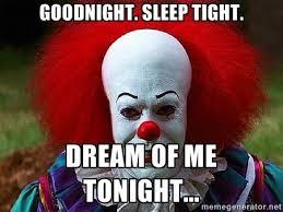 goodnight meme good night sleep tight dream of me tonight picsmine