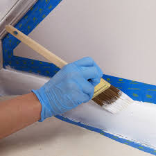 How To Paint A Front Door Without Removing It How To Paint A Room