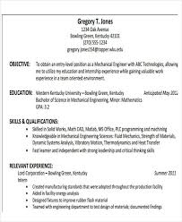 47 engineering resume samples free u0026 premium templates
