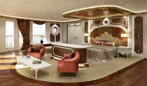 Home Yacht Interiors Design A Look At Streets Of Monaco The World U0027s Most Absurd Yacht Curbed