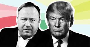 donald trump youtube channel the trump caign and the rnc are advertising on alex jones