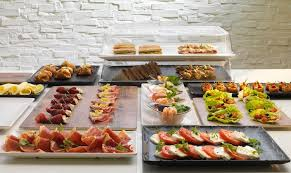 gastronorm trays creations melamine buffet