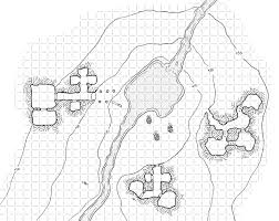 Barrows Map Friday Map Valley Of The Mounds Dyson U0027s Dodecahedron