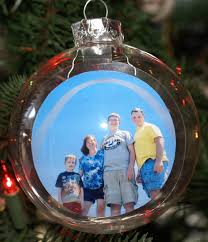 floating glass ornaments and a trick to make it work