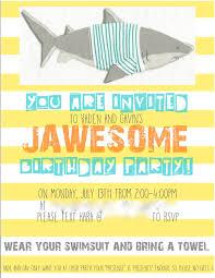 kara u0027s party ideas jawsome shark themed birthday party kara u0027s