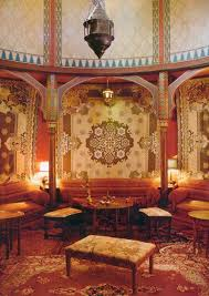 Turkish Interior Design Turkish Smoking Room 1889 Victorian House Restoration Moorish