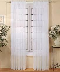 White Sheer Curtains White Sheer Curtains Sheer White Curtain Panels Sheer White