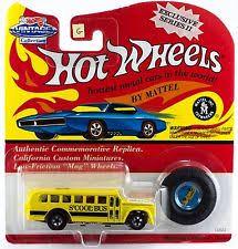 wheels 1993 vintage collection series ii u0027cool bus ebay