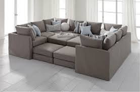 Sectional Sofa Furniture Furniture Extra Large Couch Deep Seated Couch Deep Leather