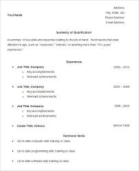 the 25 best simple resume examples ideas on pinterest simple