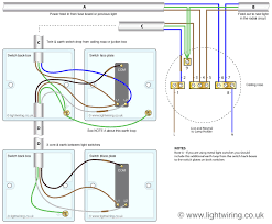 ceiling fan with light wiring diagram one switch for noticeable