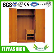 Cabinet Clothes China Wooden Clothes Storage Cabinet For Sale Bd 42 China