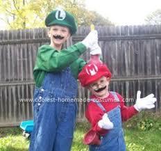 Toddler Luigi Halloween Costume 10 Luigi Costume Ideas Mario Luigi