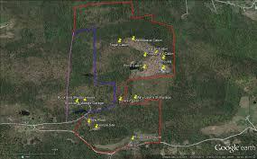 Property Line Map Buckland Woods Tsegyalgar The International Dzogchen Community
