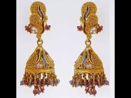 gold earrings for women images gold earrings designs collection for women