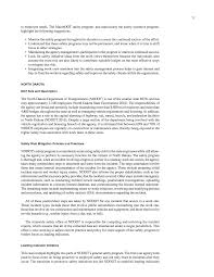 chapter five state department of transportation case examples