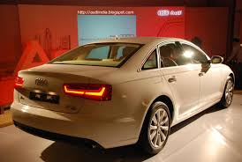 audi a6 india audi india has launched the audi a6 the of audi
