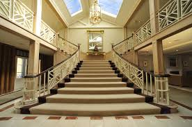 The Powder Room Galway Elegant Staircase Decor Indoor Features Pinterest