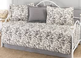 White Metal Daybed Daybed Amazing White Metal Daybed With Pearl Floral Daybed
