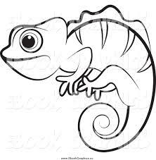 chameleon clip art 12 131 chameleon clipart clipart fans