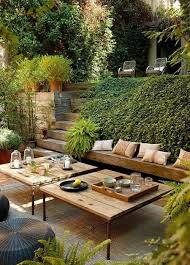 Home Backyard Designs Best 25 Sloped Backyard Ideas On Pinterest Sloped Backyard