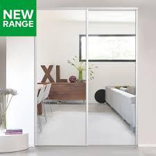 Bedroom Furniture B And Q Sliding Wardrobe Doors Kits Bedroom Furniture Diy At B Q Intended