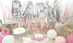 pink and silver baby shower exciting silver baby shower decorations 41 with additional