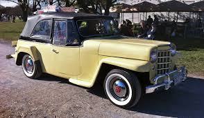 willys jeepster for sale 1951 willys jeepster information and photos momentcar