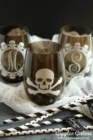 Halloween Cups Diy Skull Themed Halloween Cups