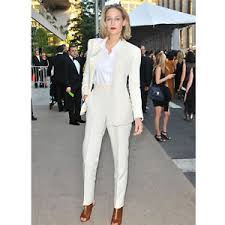 Pant Suits New Ivory Trouser Formal Pant Suits For Weddings