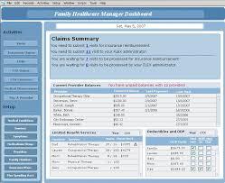 health insurance software u2013 insis u2013 project management software