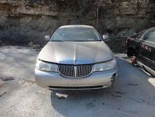 lincoln town car ebay