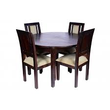 Space Saver Dining Table And Chairs Space Saver Extendible Dining Table With 4 Chairs