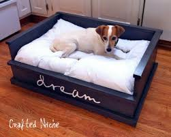 How To Make A Dog Bed 19 Wooden Dog Beds To Create For Your Furry Four Legged Friends