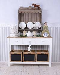 anrichte küche nostalgische anrichte sideboard antik weiss vintage palazzo