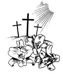 jesus on the cross clipart clip art library