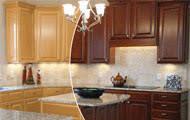 Kitchen Cabinet Refinishing  Renewal Cabinet Refinishers - Kitchen cabinets color change