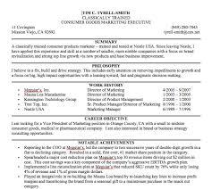 high resume summary exles inspirational exle of a resume summary statement 93 on resume