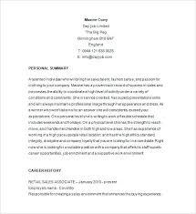 retail buyer resume objective exles retail resume objective sle retail resume objective basic