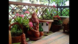 Home Decoration Ideas India by Outstanding Gardening Ideas For Small Balcony 42 On Home Decor