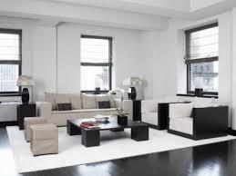 livingroom inspiration simplistic black square wooden desk on